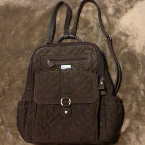 Well used Vera Bradley Backpack
